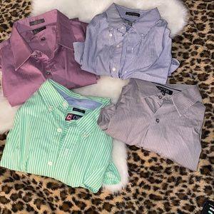 Men's xl dressing shirt bundle